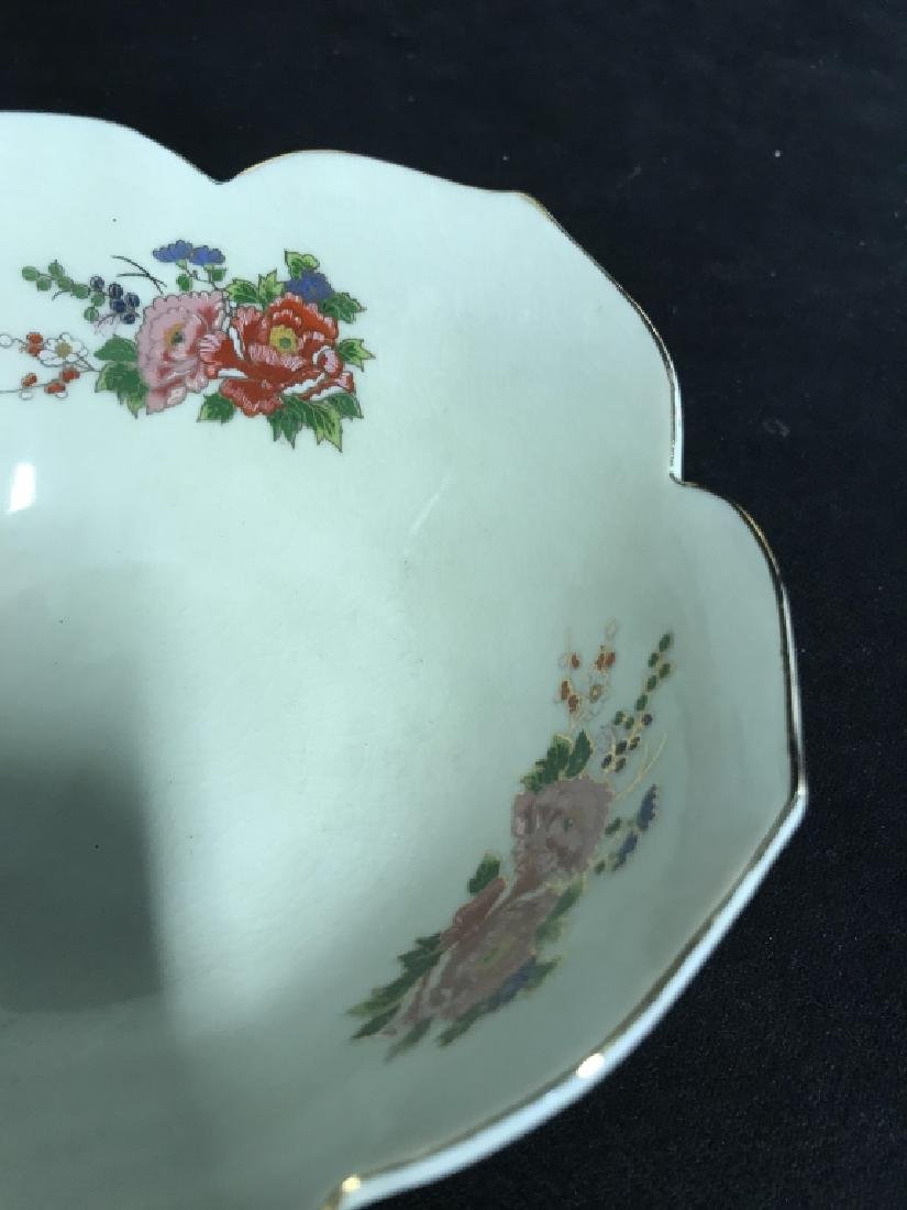 Mid Century Sathuma Japanese Ceramic Bowl - 3