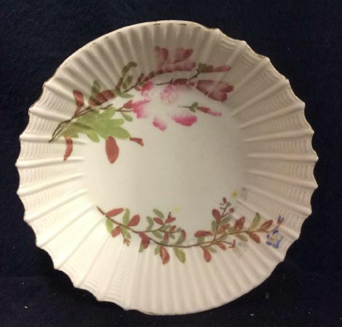 Lot 6 Porcelain Plates & Oval Serving Dish - 5