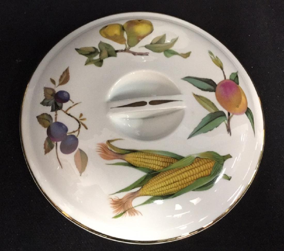 Royal Worcester Flameproof Porcelain Lidded Tureen - 2