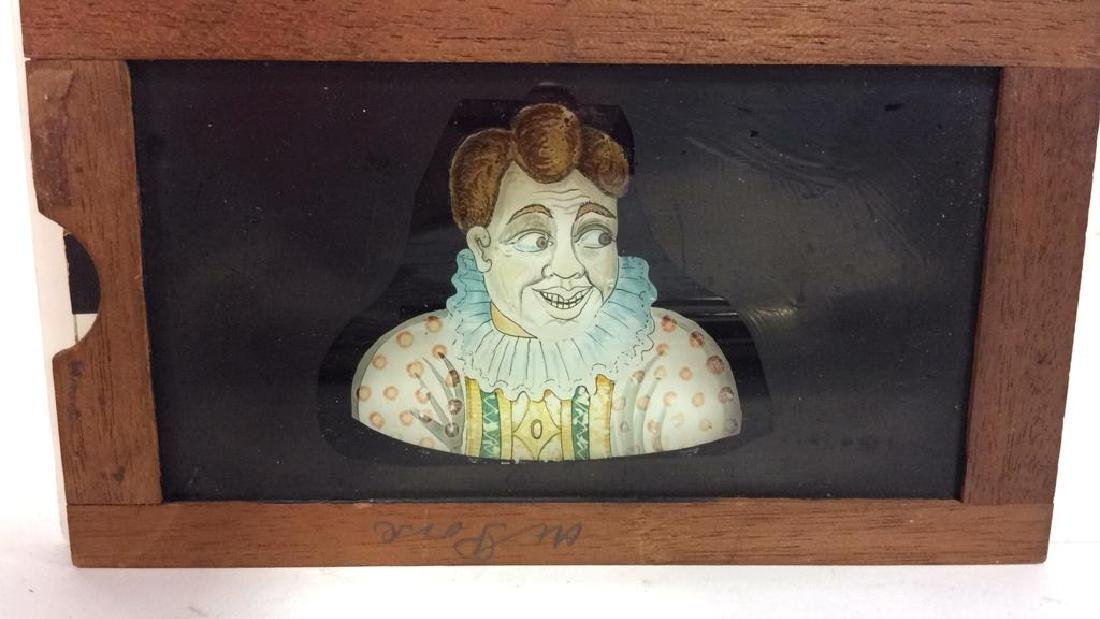 Vintage/Antique Painting on Glass - 2