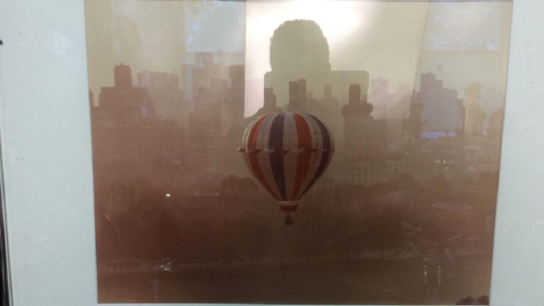 Ruth Orkin 1974 Photograph Hot Air Balloon Print - 3