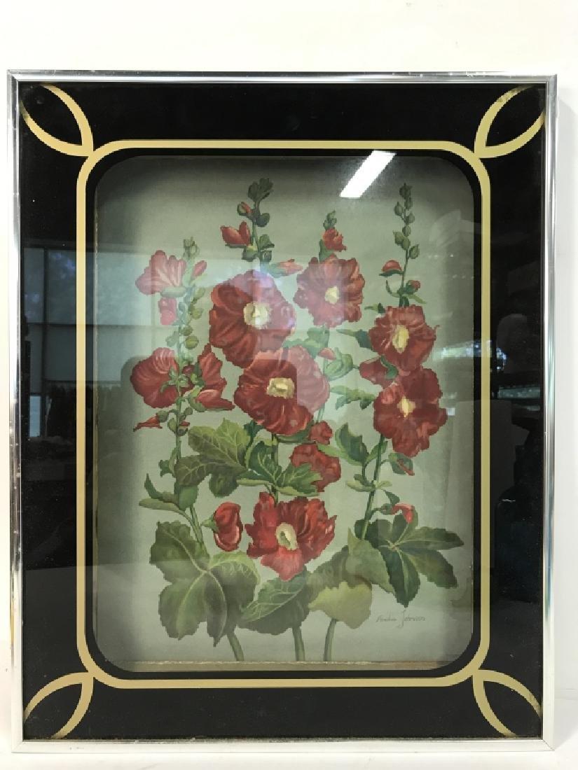 AMELIA JOHNSON Floral Print