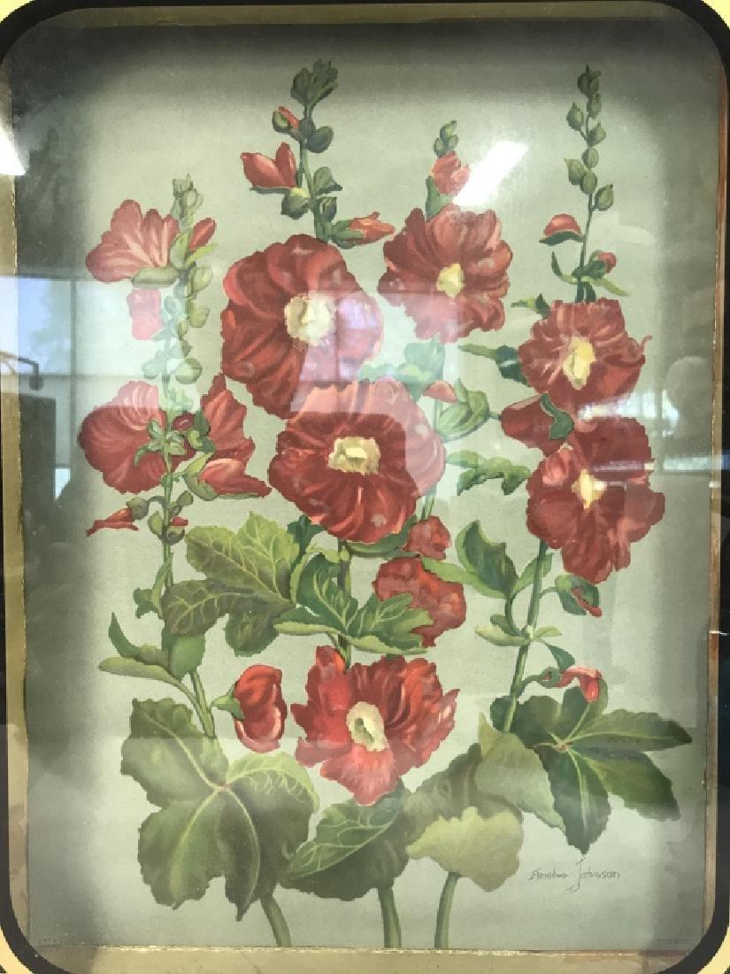 AMELIA JOHNSON Floral Print - 3