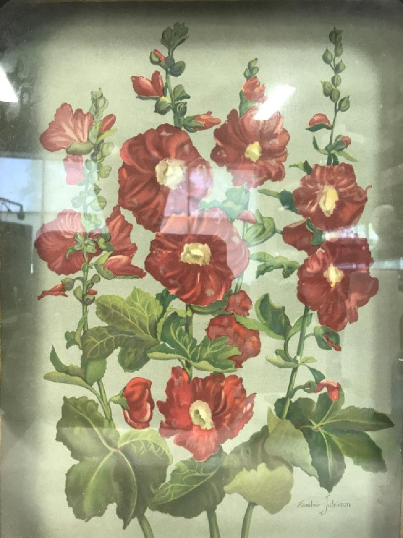 AMELIA JOHNSON Floral Print - 4
