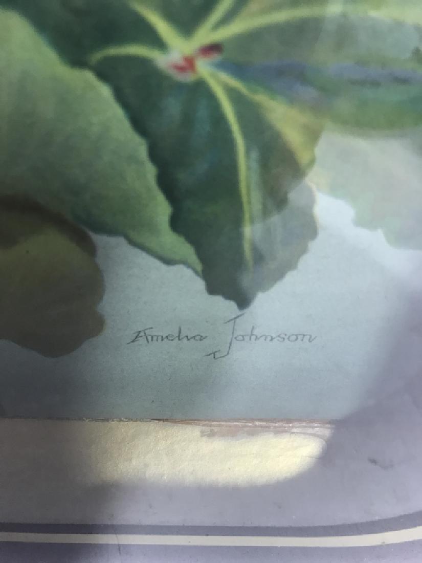 AMELIA JOHNSON Floral Print - 8
