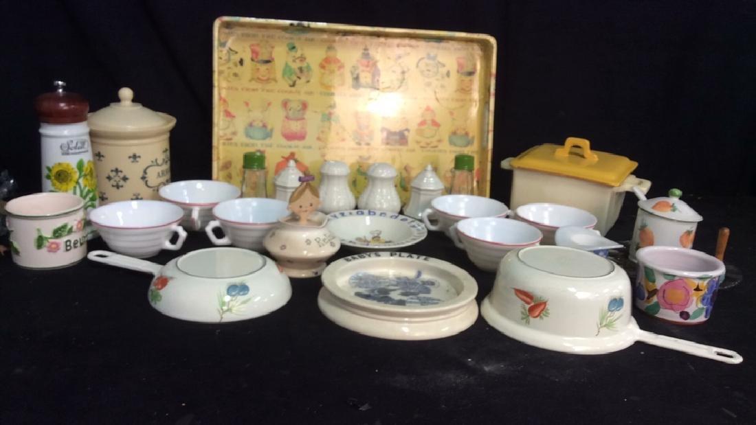 Retro Vintage Kitchen Table Tops
