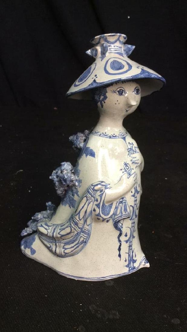DANMARK signed Ceramic Hand Crafted Figue - 10