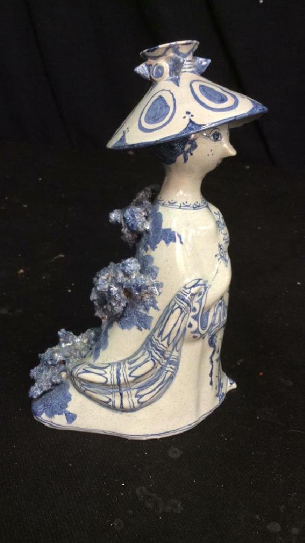 DANMARK signed Ceramic Hand Crafted Figue - 9