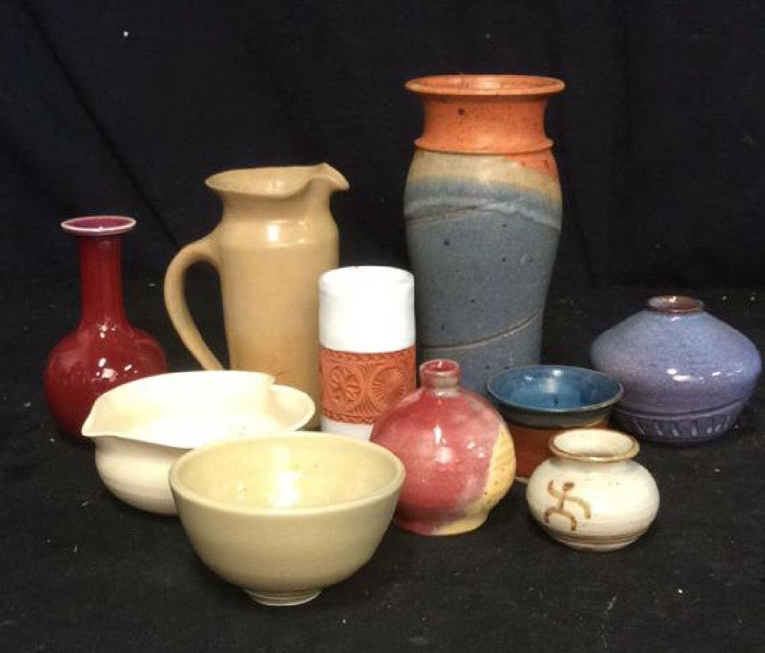 Group Lot Studio and Vintage Pottery - 2
