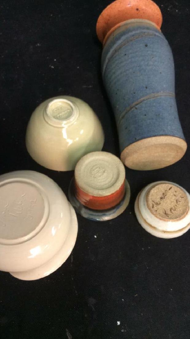 Group Lot Studio and Vintage Pottery - 8