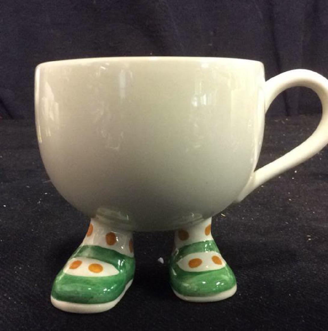 Carlton Ware England Ceramic Tea Set - 5