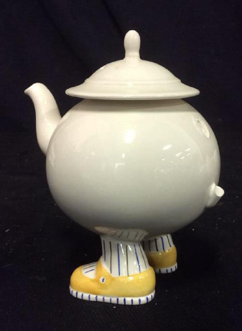 Carlton Ware England Ceramic Tea Set - 9
