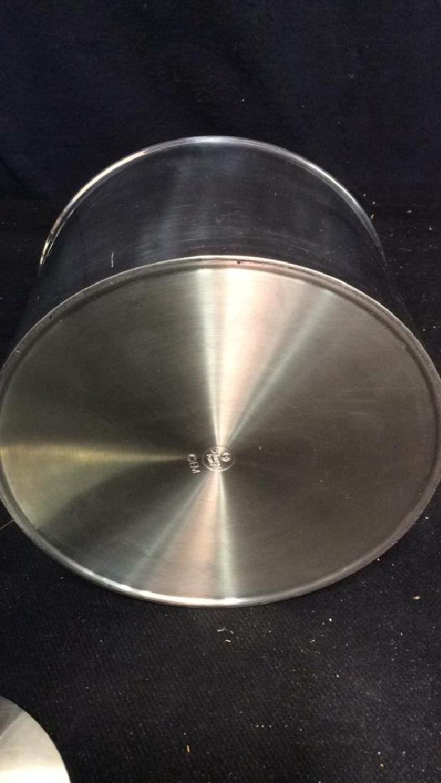 Selangor Pewter Mid Century Modern Ice Bucket - 10