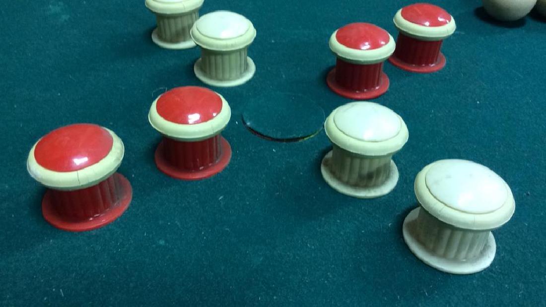 Vintage Bumper Pool Table - 5