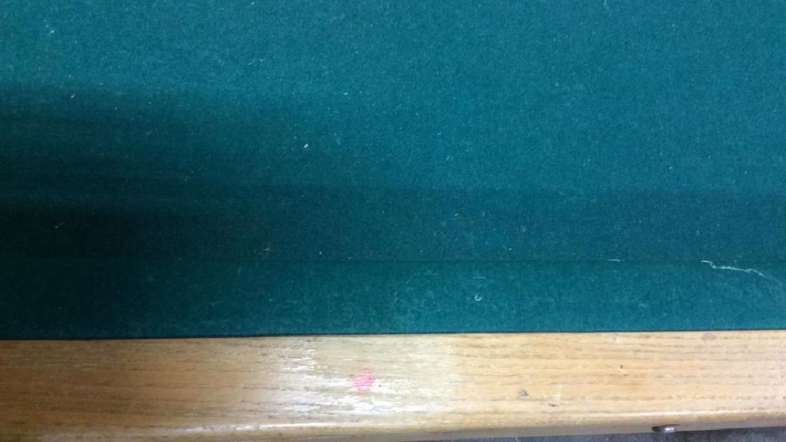 Vintage Bumper Pool Table - 8