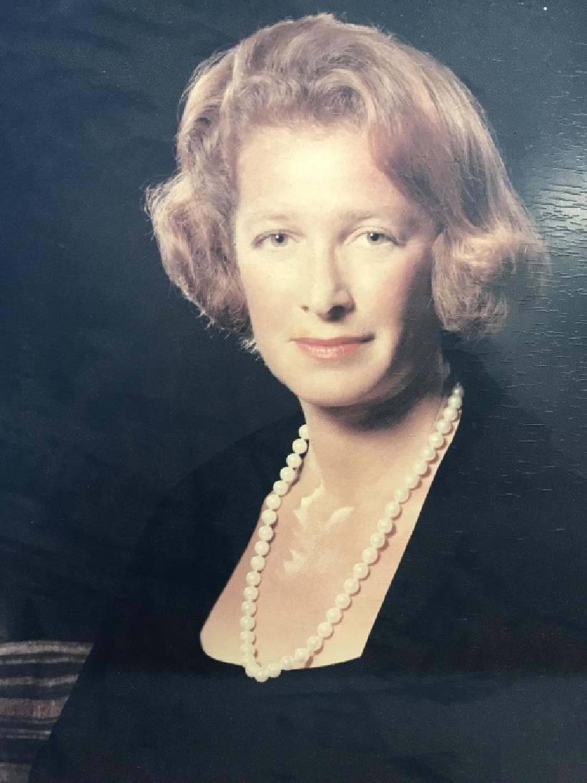 Vintage Framed Photo Portrait Print - 3