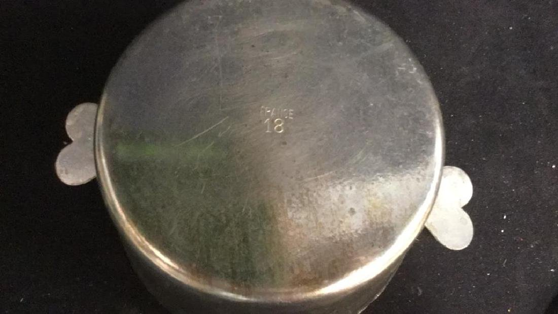Made in France Lidded Pot - 10