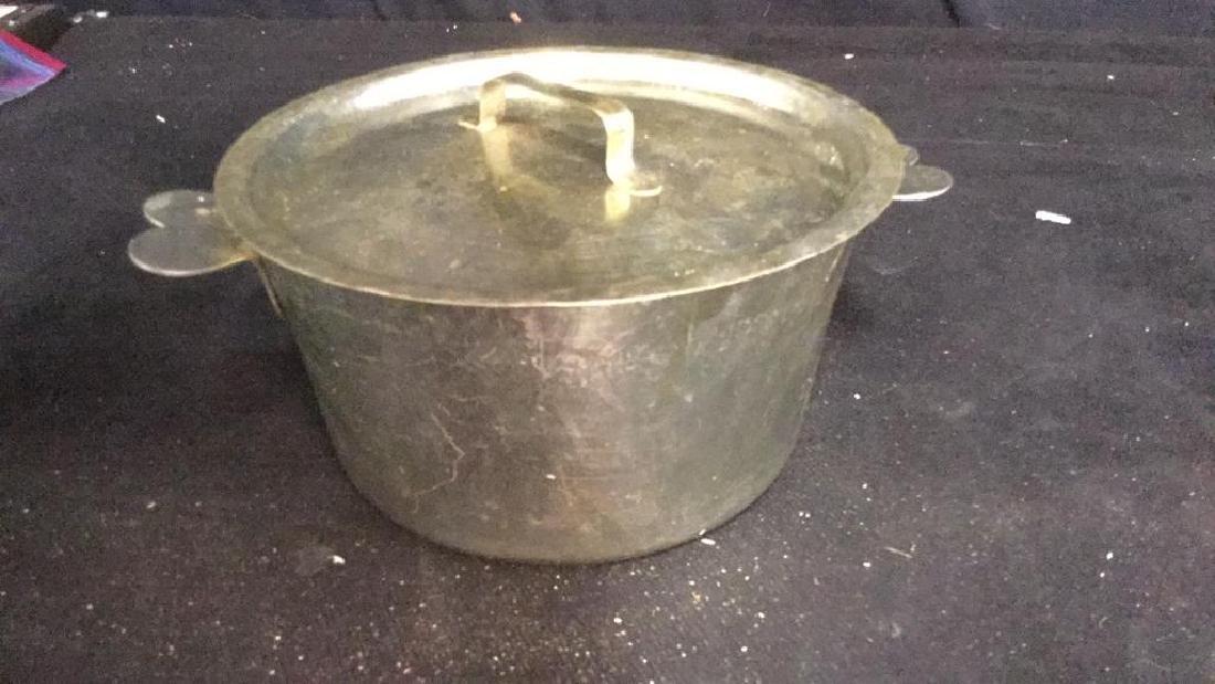Made in France Lidded Pot - 8