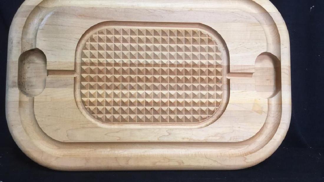ANGUS Wood Textured Cutting Board - 2