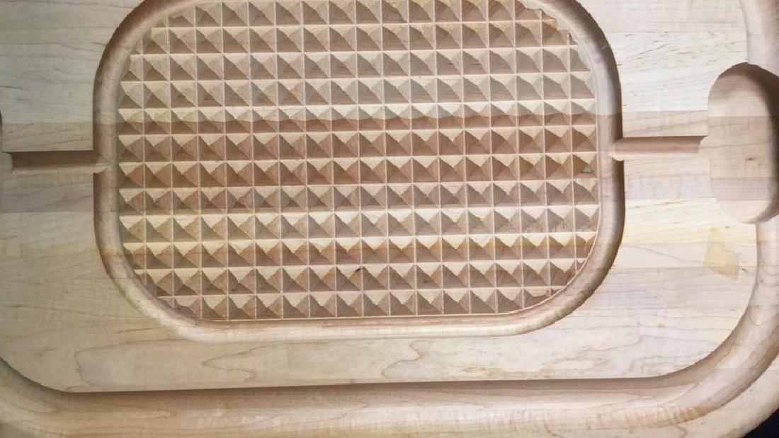 ANGUS Wood Textured Cutting Board - 3