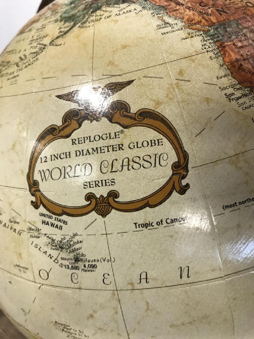 REPLOGLE World Classic Series Globe - 7