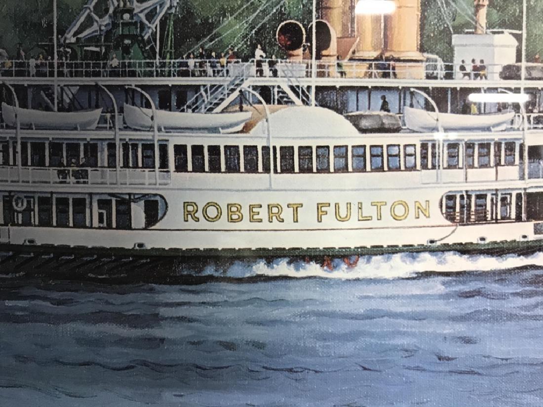 ROBERT FULTON By William Muller Print - 5
