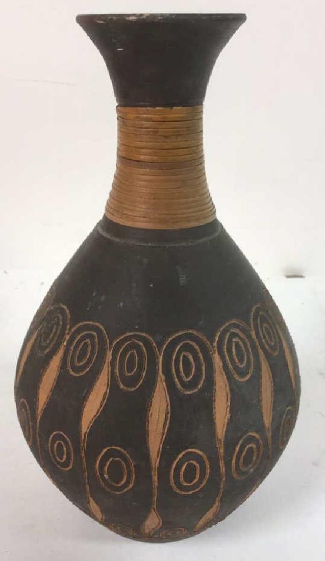 RAYMOR ITALY Signed Ceramic Vase - 2