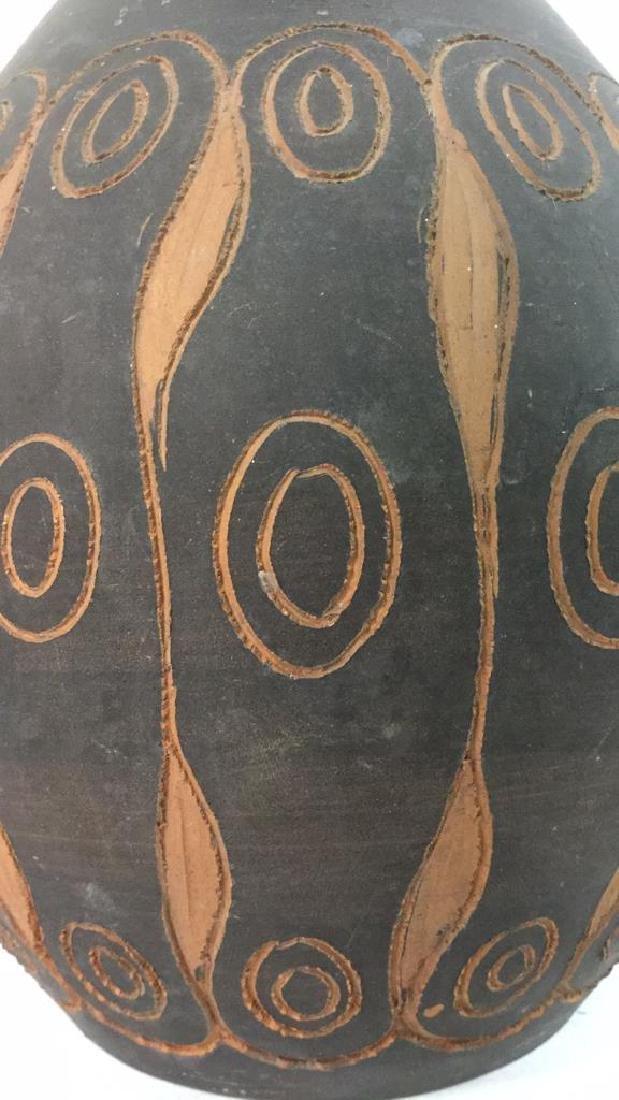 RAYMOR ITALY Signed Ceramic Vase - 7