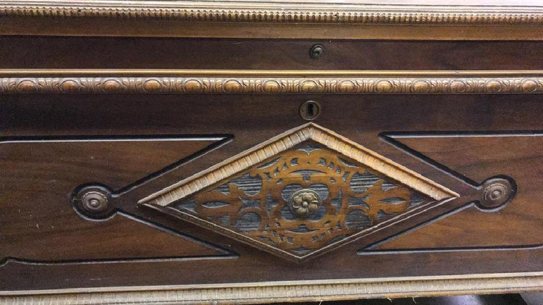 ROOS CHESTS Carved Wooden Chest - 3