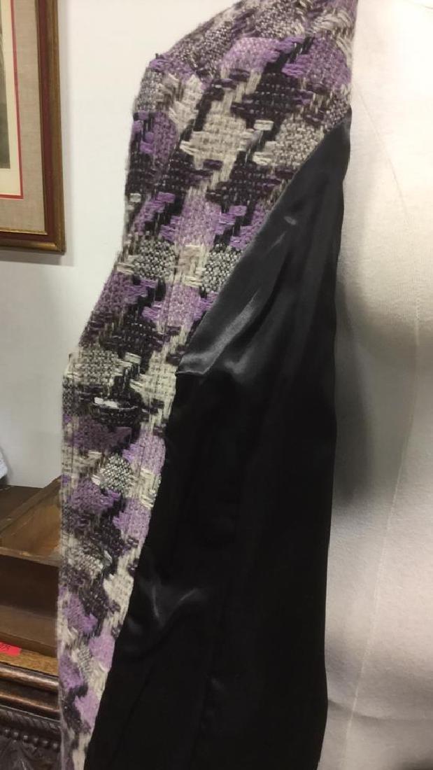 TRIBAL INC. Collared Knit Coat - 7