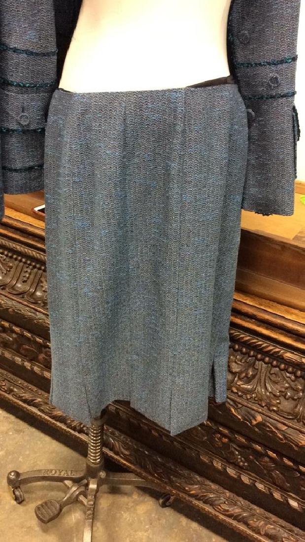 NIPON BOUTIQUE Size 14  Jacket and Skirt Set - 4