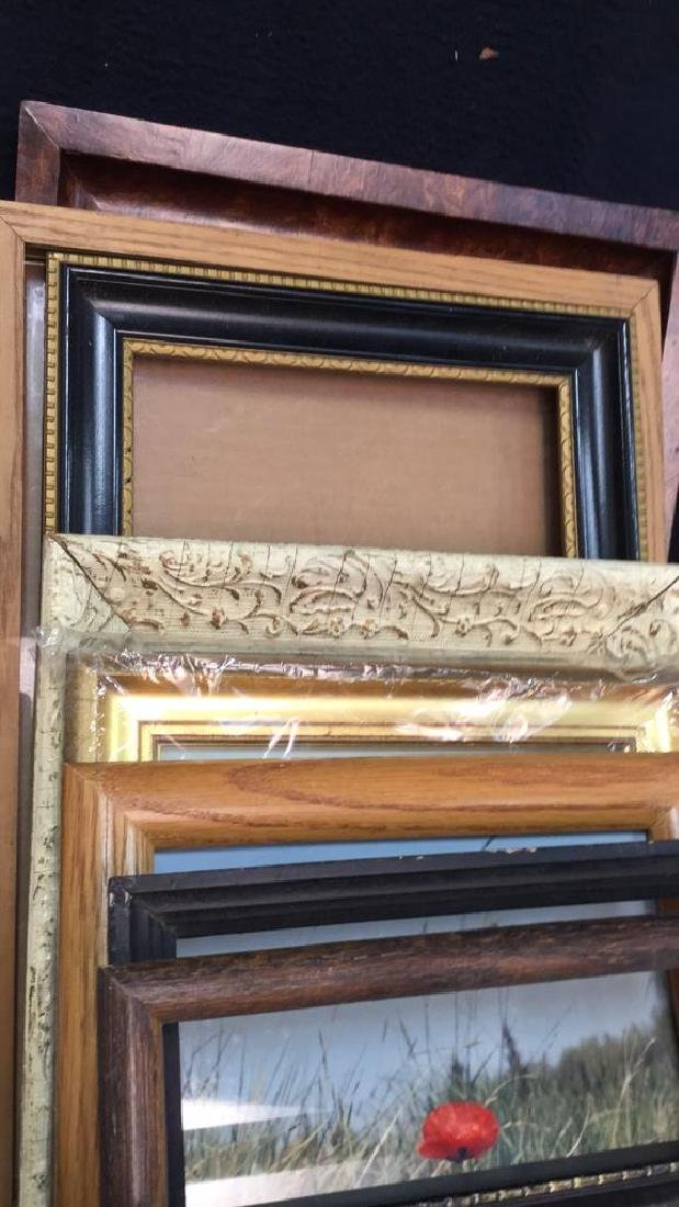 lot 15 Assorted Picture Frames - 5