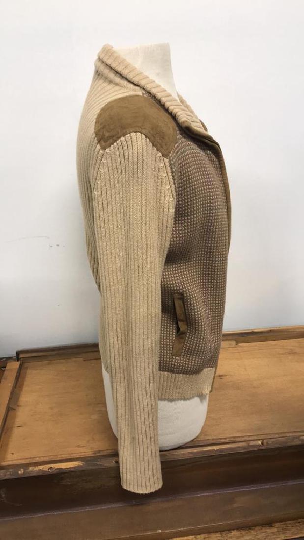 Ralph Lauren Petite Zip Up Sweater - 2