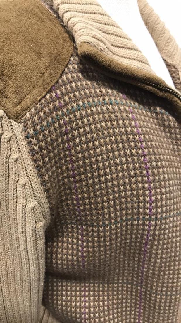 Ralph Lauren Petite Zip Up Sweater - 3