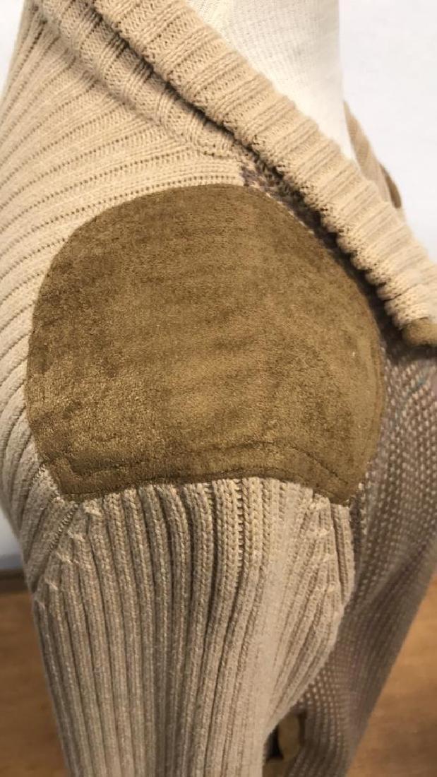 Ralph Lauren Petite Zip Up Sweater - 4