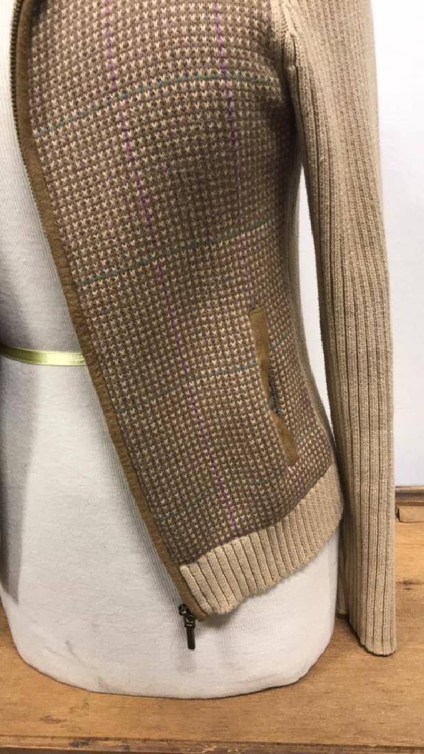 Ralph Lauren Petite Zip Up Sweater - 6