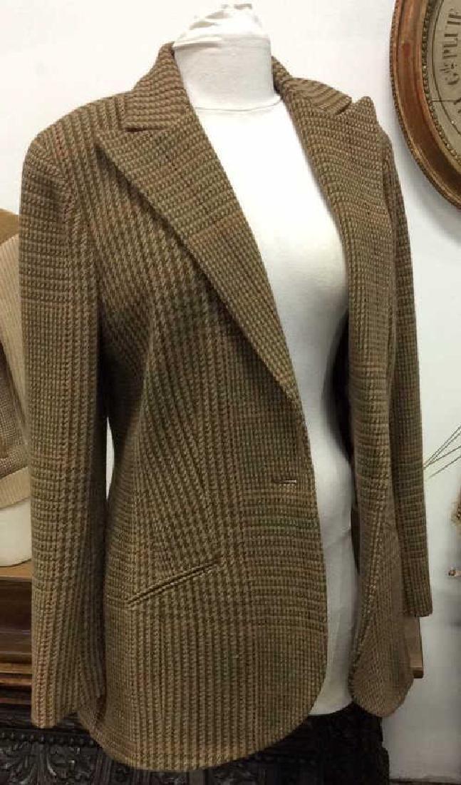 RALPH LAUREN Women's Wool Blazer Sports Coat