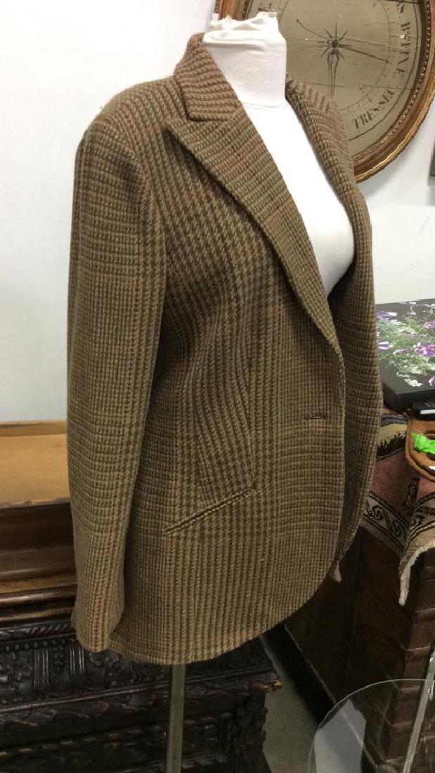 RALPH LAUREN Women's Wool Blazer Sports Coat - 2