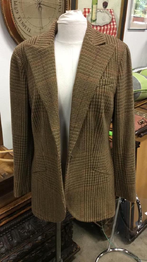 RALPH LAUREN Women's Wool Blazer Sports Coat - 3