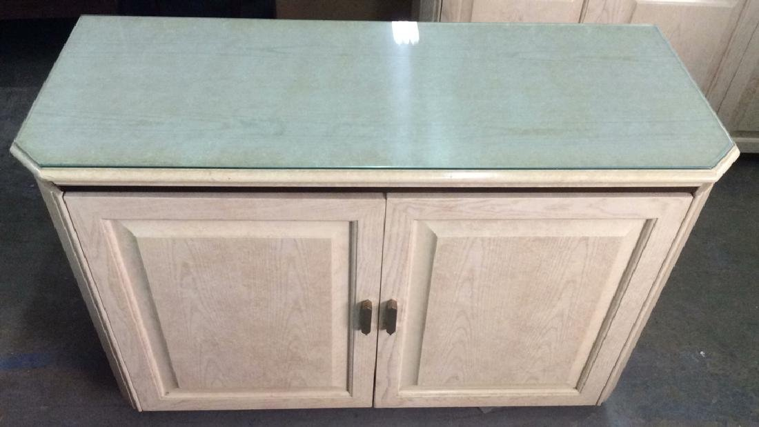HENREDON Cream Toned Counter Bar-top