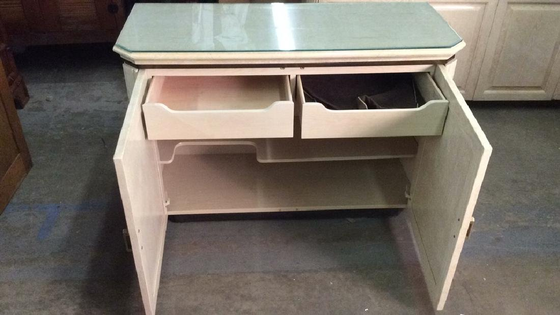 HENREDON Cream Toned Counter Bar-top - 3