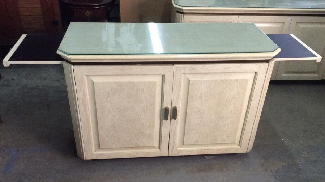 HENREDON Cream Toned Counter Bar-top - 4