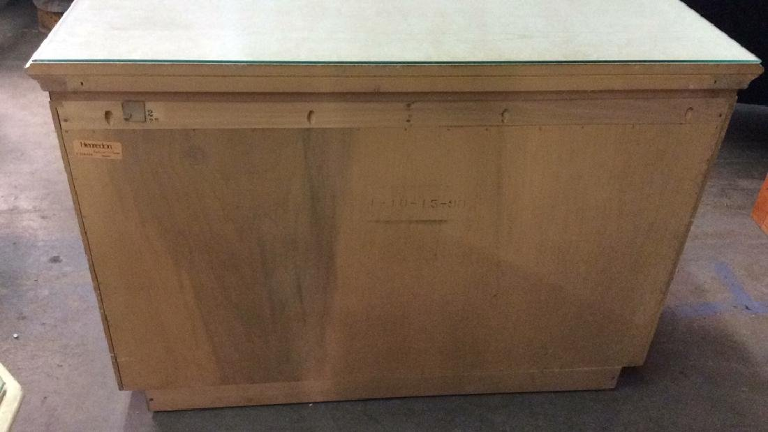 HENREDON Cream Toned Counter Bar-top - 6