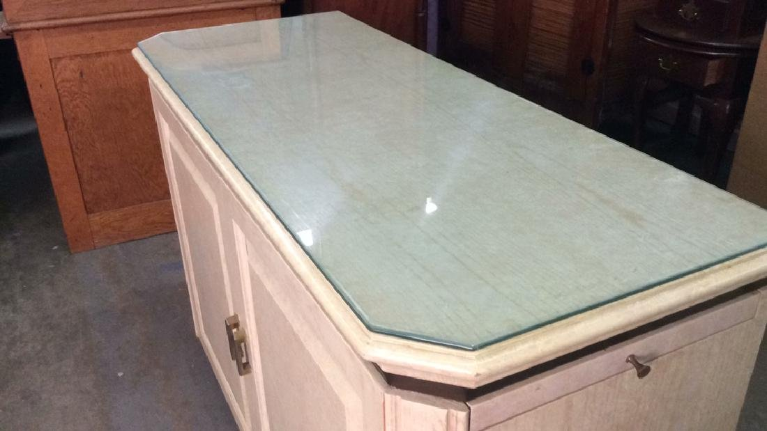 HENREDON Cream Toned Counter Bar-top - 8