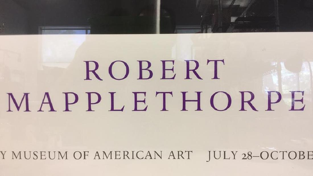 ROBERT MAPLETHRORPE Promotional Poster - 4