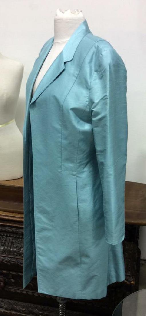JANE SEYMOUR Silk 3/4 Length Jacket
