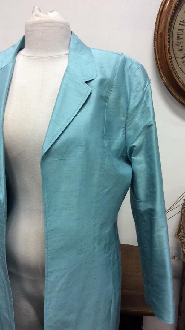 JANE SEYMOUR Silk 3/4 Length Jacket - 7