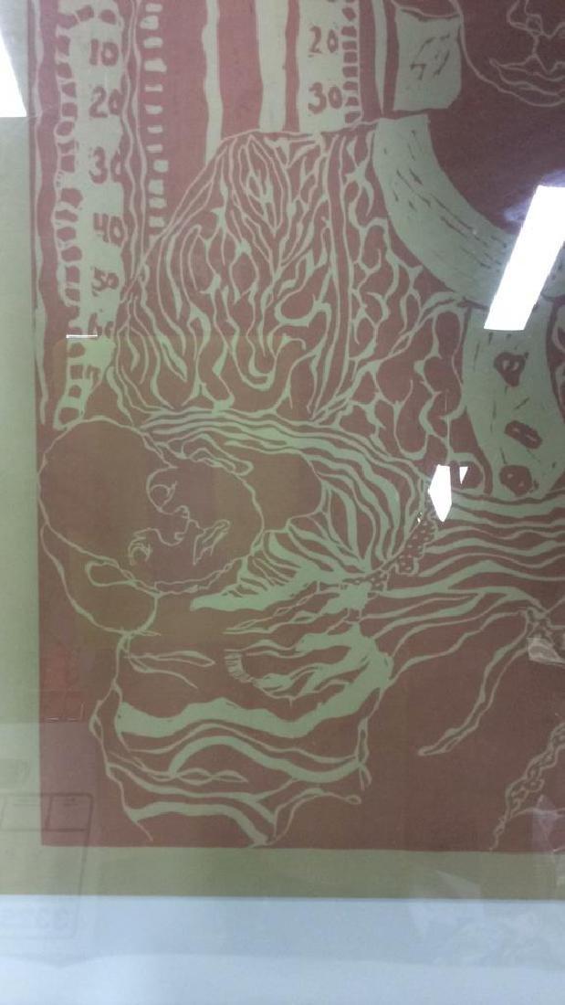 Martha Pennigar Artwork, Madonna and Child - 3