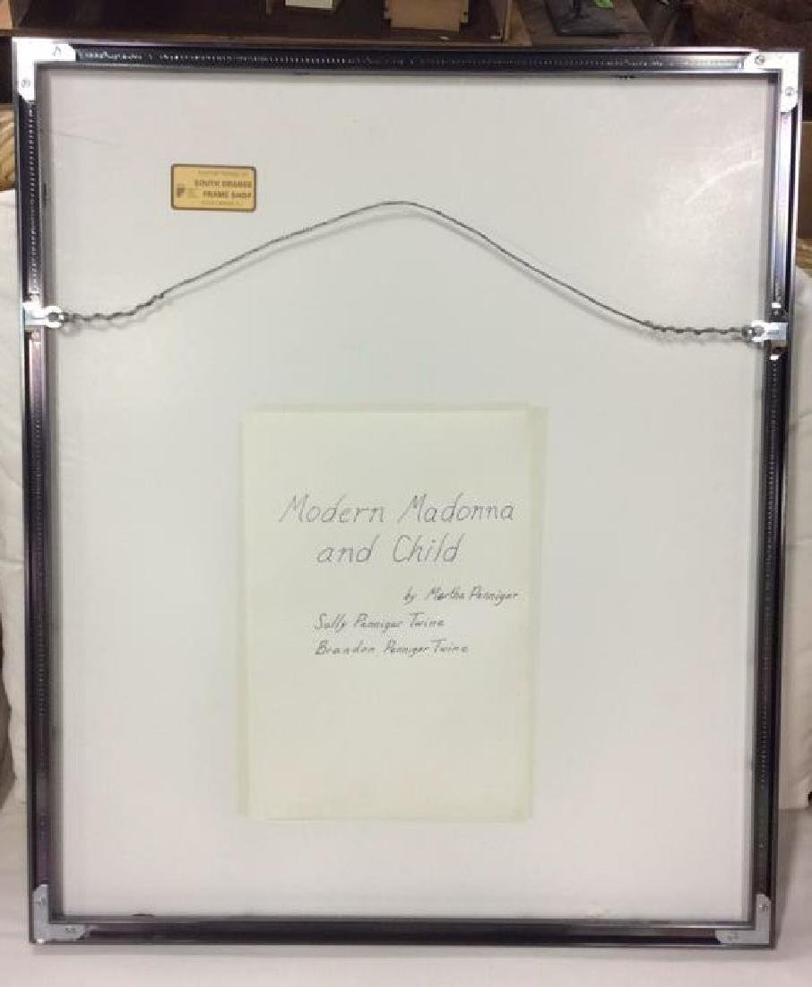 Martha Pennigar Artwork, Madonna and Child - 5