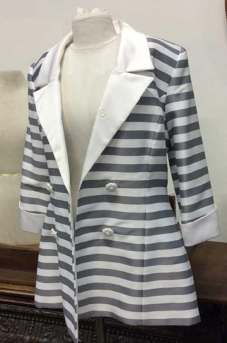 KAREN LORRANCE Polyester Fully Lined Blazer